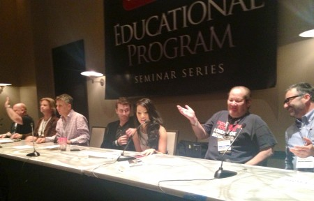 Panel 1 - AVN Adult Entertainment Expo (AEE) - Day Two