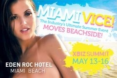 XBIZ Summit Miami Moves Beachside, May Details Announced
