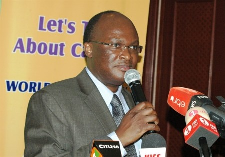 Kenyan Health Secretary warns anti-homosexuality debate will affect fight against HIV