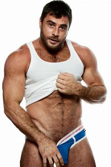 Mike Dozer gay porn star