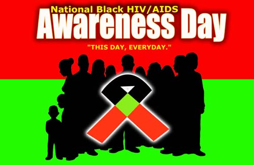 Feb. 7 is National Black HIV/AIDS Awareness Day: 'Get educated, get tested, get involved and get treated'