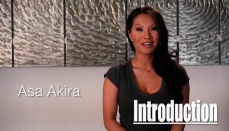 Asa Akira in APAC's Porn 101 video