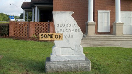 Georgia lawmakers