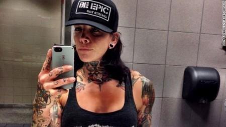 Transgender athlete Chloie Jonsson is suing CrossFit