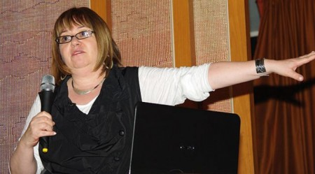 Jordan Owen: Gail Dines' Doubletalk to Dismiss Protestors