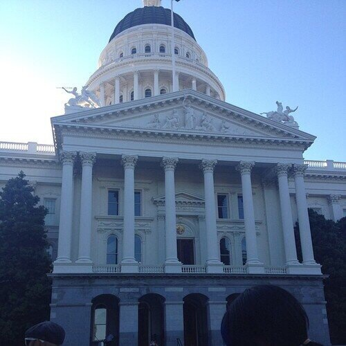 Adult Performers and Business Leaders In Sacramento to #StopAB1576