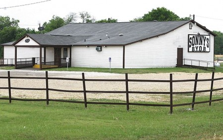 Sonny's BYOB club in Waco