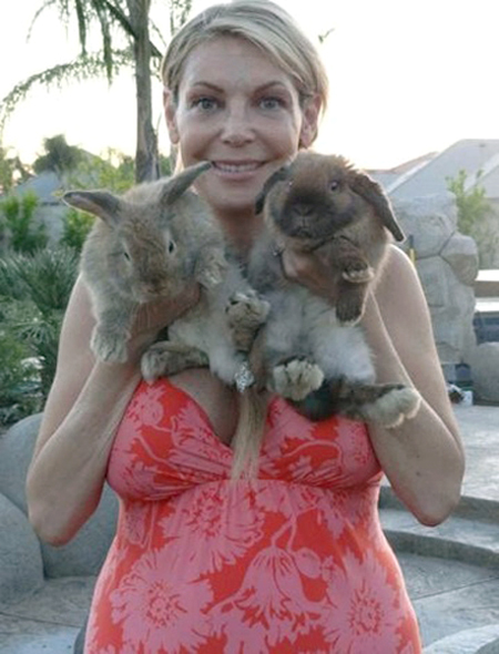 What do cute bunnies and tax fraud have in common? Why, Shelley Lubben of course