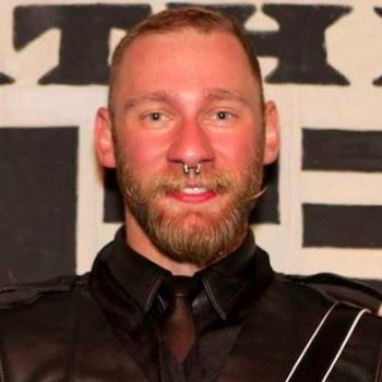 Eric Paul Leue, Mr. L.A. Leather 2014, slams AHF's Michael Weinstein