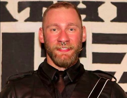 Eric Paul Leue, Mr. L.A. Leather 2014, slams AHF's Michael Weinstein