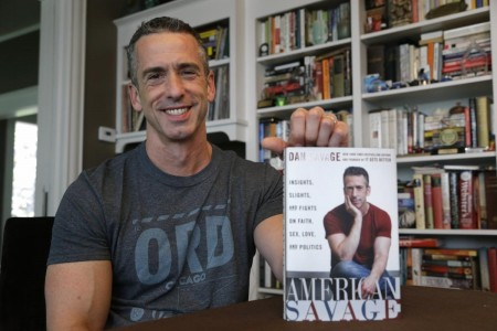 "Hump Tour: Sex and relationship columnist Dan Savage wants his ""Hump"" amateur porn film festival to be a celebration of sex."