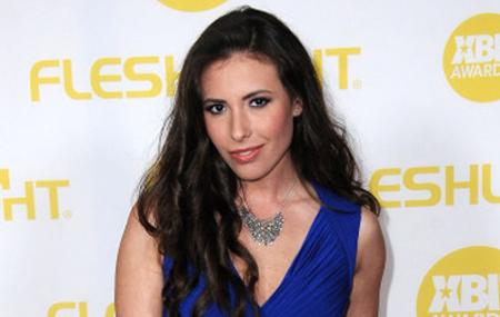 Casey Calvert Stars in Adam & Eve's Fetish-Themed Movie, 'Shades of Desire'