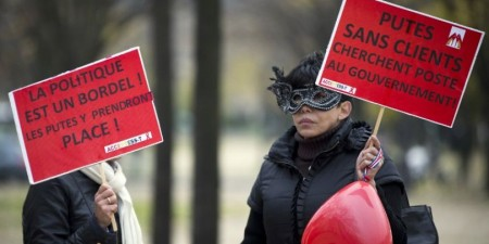 The criminalization of clients of sex workers to be rejected by French Commission on Human Rights