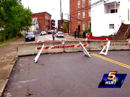 Cincinnati Literally Barricading Roads in Effort to Stop Prostitutes