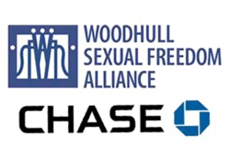 Chased Out By Chase? Woodhull Sexual Freedom Alliance Wants To Hear From You