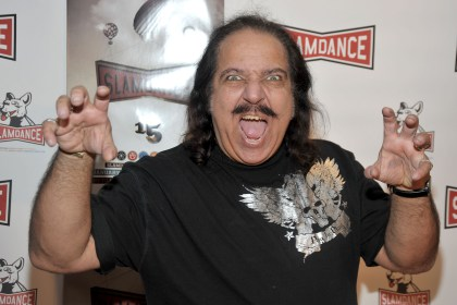What's Ron Jeremy up to?