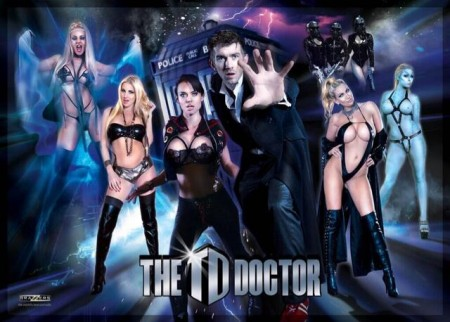 The Doctor - A 'Doctor Who' XXX Parody