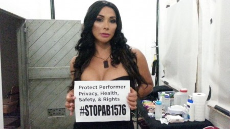 Vanity -- Adult Models, Directors and Crew Do NOT Want AHF's Mandatory Condom Bill – #stopAB1576