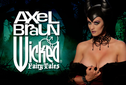PR SB trailer WICKED UNVEILS TRAILER FOR SLEEPING BEAUTY XXX: AN AXEL BRAUN PARODY