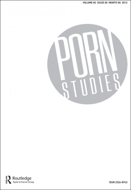 RPRN 450x649 Let X = X: Thoughts On The Debut Issue of Porn Studies