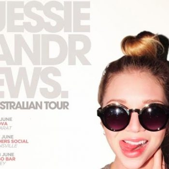 Porn Star / Music Producer Jessie Andrews Announces Australian Tour: MTV