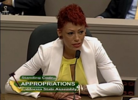 Cameron Bay - AB 1576 In The Calif. Assembly Appropriations Committee