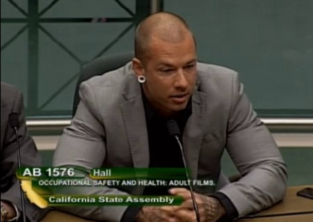 Rod Daily - AB 1576 In The Calif. Assembly Appropriations Committee
