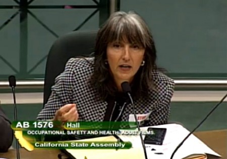 FSC CEO Diane Duke - AB 1576 In The Calif. Assembly Appropriations Committee