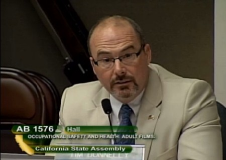 Assemblymember Tim Donnelly