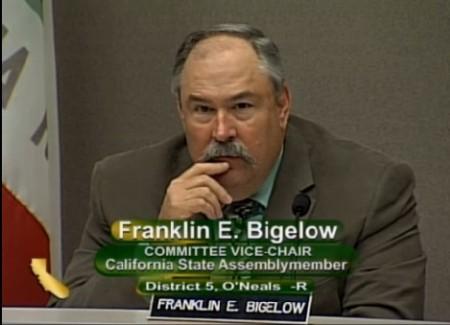 Assemblymember Bigelow