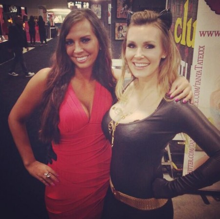 Sydney Leathers and Tanya Tate