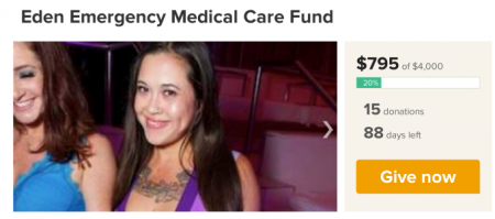Gravely Ill Woman Loses Funds Raised On WePay Due To Tweeted Offer Of Porn For Donations