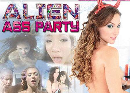 Silvera's 'Alien Ass Party' Invading Earth!