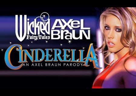 "Wicked Pictures Announces ""CINDERELLA XXX: An Axel Braun Parody"" Starring Samantha Saint"