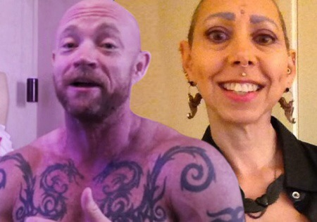 Buck Angel Divorce Battle — Transsexual Porn Star Involved in Bitter Fight