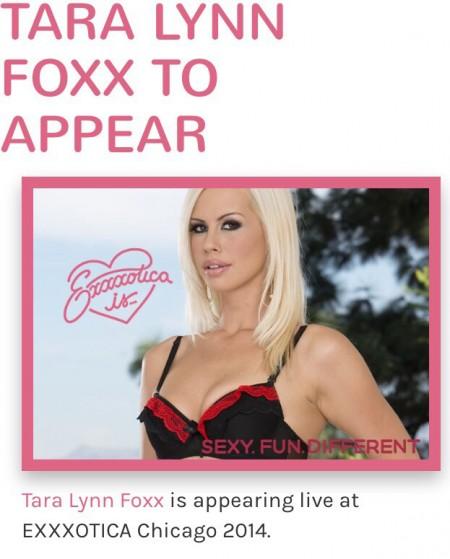 Tara Lynn Foxx Announces Retirement, Final Two Appearances