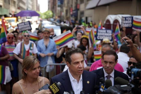 Cuomo: Boost HIV Tests, PrEP, Treatment to End Epidemic