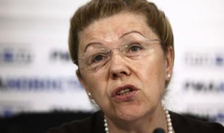 Fanatical Duma Lawmaker Could Face Mental Health Assessment