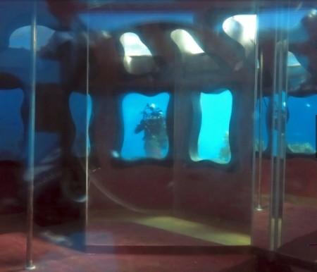 Israel's Abandoned Underwater Strip Club