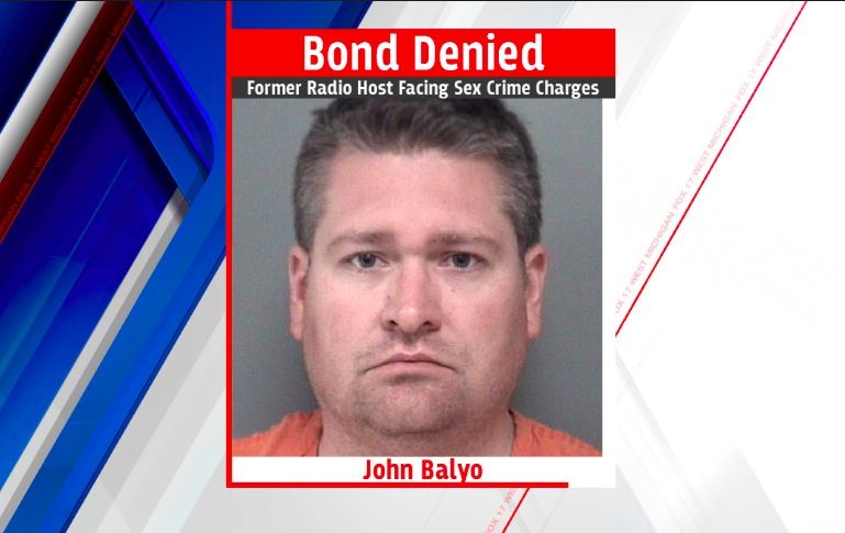 Former Christian radio host John Baylo