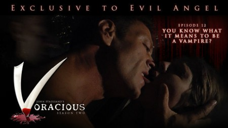 Voracious S2 E12: You Know What it Means To Be a Vampire?