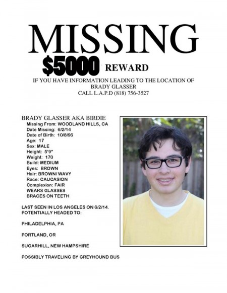 Seymore Butts' Son Still Missing; Reward Increases to $5,000