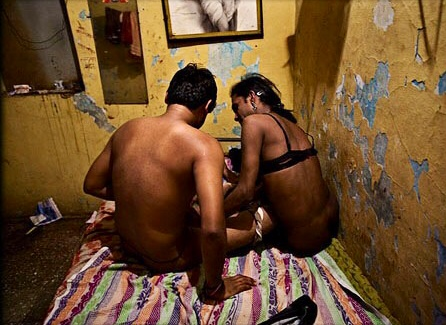 Male and Trans Sex Workers In India Are Targets of Violence