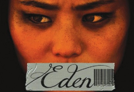 Artwork for the film, 'Eden'