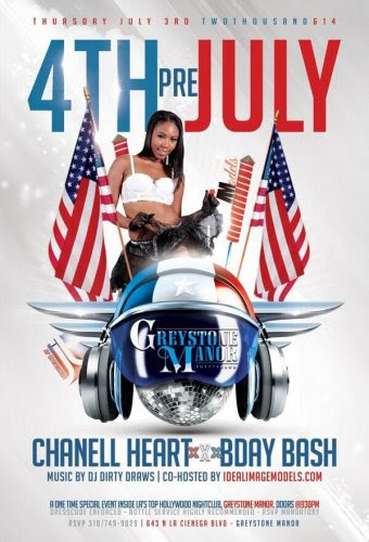 unnamed14 Chanell Heart celebrates her 21st Birthday with Special Guest Hosts