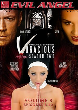 Evil Angel's 'Voracious' Box cover