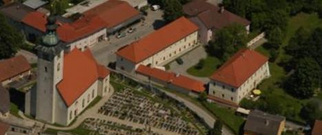 The church in Hörsching. Photo: Pfarre Hörsching