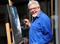 Rolf Harris: eBay to review sales of artist's work