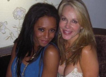 Spice Girl Mel B had romp with Luann Lee in bar bathroom, Playboy model claims