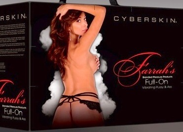 Reality Star Farrah Abraham Unveils Her Topco Sales® Cyberskin Celebrity Series